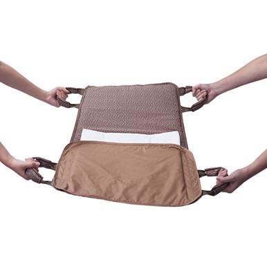 ผ้ายกตัวผู้ป่วย-ผ้ายกตัวคนไข้ Easy Carry ยี่ห้อ MITEX