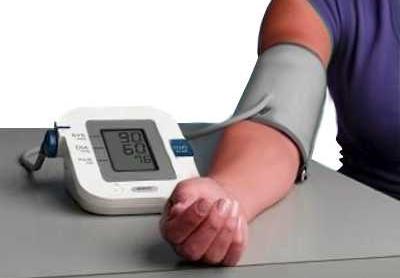 วิธีใช้เครื่องวัดความดัน-วิธีการวัดความดันโลหิต