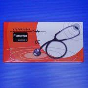 หูฟังแพทย์ funova 1-1 หน้ากล่อง