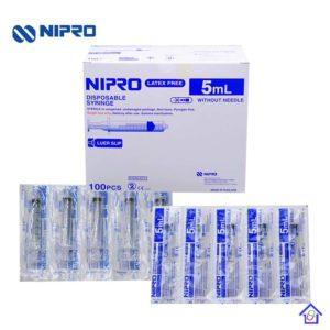Syringe หลอดฉีดยา 5 ml
